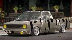 Volkswagen Caddy PJ4 for GTA 4