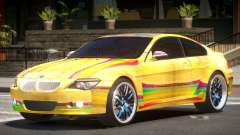 BMW M6 GT PJ4 for GTA 4