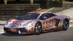 Lamborghini Aventador SS PJ2 for GTA 4