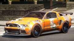 Ford Mustang GT V1.1 PJ5 for GTA 4