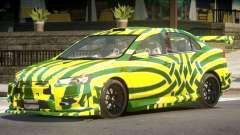 Mitsubishi Lancer X Tuned PJ1 for GTA 4