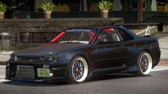 Nissan Skyline R34 Tuning for GTA 4