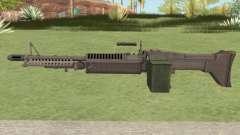 M60 (CS:GO Custom Weapons) for GTA San Andreas