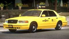 Ford Crown Victoria Taxi V1.2