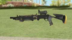 Agency SPS 12 (Hitman: Absolution) for GTA San Andreas