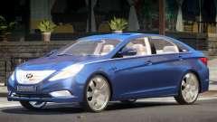 Hyundai Sonata V1.1 for GTA 4
