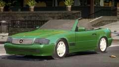 Mercedes Benz SL500 SR for GTA 4