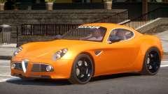 Alfa Romeo 8C V1.0 for GTA 4