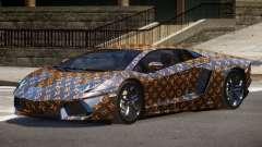 Lamborghini Aventador SS PJ1 for GTA 4