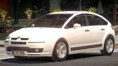 Citroen C4 RS for GTA 4