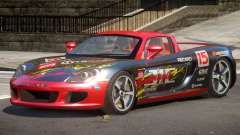 Porsche Carrera GT Sport PJ6 for GTA 4