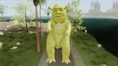 ShrekZilla for GTA San Andreas