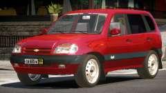 Chevrolet Niva V1.2 for GTA 4