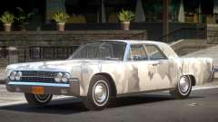 1961 Lincoln Continental PJ2 for GTA 4
