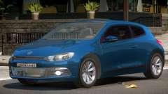 Volkswagen Scirocco 3 for GTA 4