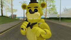 Golden Freddy (FNAF AR) for GTA San Andreas