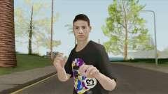 James Rodriguez for GTA San Andreas