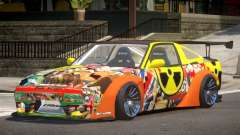 Nissan 380SX GT PJ1 for GTA 4