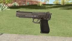 Pistol .50 GTA V (Platinum) Base V1 for GTA San Andreas