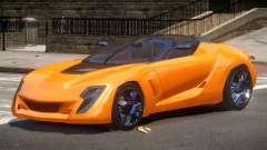 Bertone Mantide GT for GTA 4
