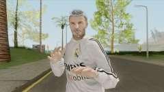 David Beckham (Real Madrid) for GTA San Andreas
