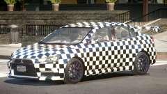 Mitsubishi Lancer X Tuned PJ2 for GTA 4