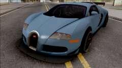 Bugatti Veyron 3B 16.4 2009 for GTA San Andreas