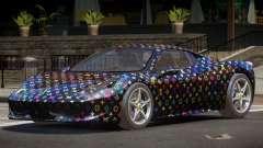 Ferrari 458 Italia Sport PJ4 for GTA 4