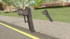 Hawk And Little Pistol GTA V
