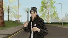 Chris Brown for GTA San Andreas