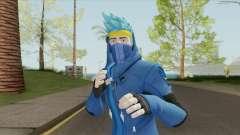 Ninja V1 (Fortnite) for GTA San Andreas