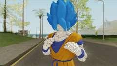 Goku (Super Sayains Bleu Evolution) for GTA San Andreas