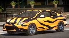 Honda Civic Si GT PJ3 for GTA 4