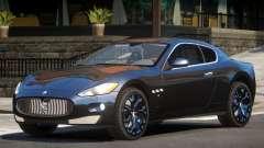 Maserati Gran Turismo ST V1.1 for GTA 4