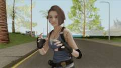 Jill Valentine (RE3 Remake) for GTA San Andreas
