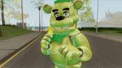 Shamrock Freddy (FNAF AR) for GTA San Andreas
