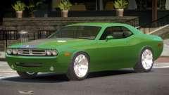 Dodge Challenger RTS for GTA 4