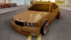 BMW 3-er E36 Wide Body for GTA San Andreas
