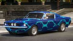 1967 Shelby GT500 V1.0 PJ2 for GTA 4