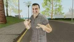Tony Pink for GTA San Andreas