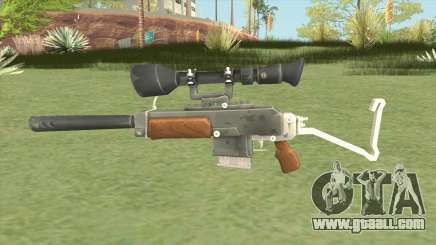 Semi-Automatic Sniper (Fortnite) for GTA San Andreas