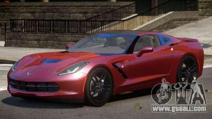 Chevrolet Corvette C7 RS for GTA 4