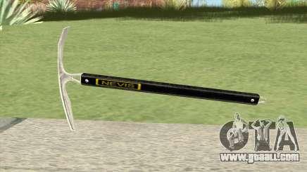 Ice Axe (Manhunt) for GTA San Andreas