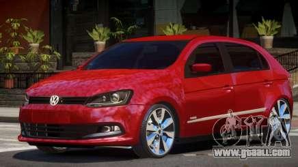 Volkswagen Gol G6 V1.1 for GTA 4