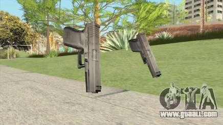 Pistols (Manhunt) for GTA San Andreas