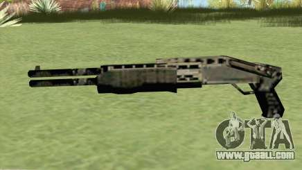 Shotgun (Manhunt) for GTA San Andreas