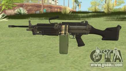 M249 (Insurgency: Sandstorm) for GTA San Andreas