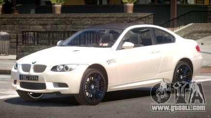 BMW M3 E92 Tuned for GTA 4