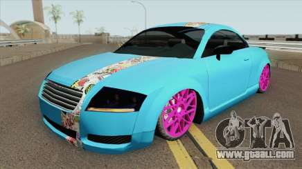 Audi TT (MQ) for GTA San Andreas