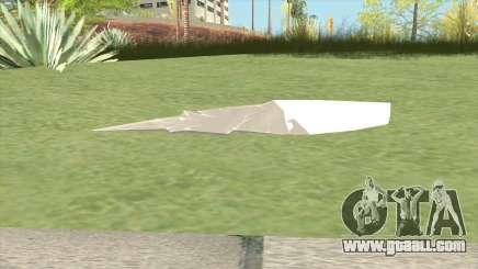 Knife (Manhunt) for GTA San Andreas